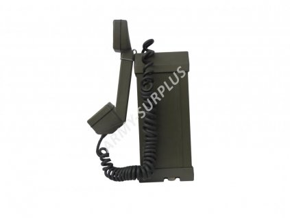Polní telefon Ericsson Norsko TP-6N DPAR 007/A0110