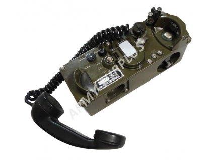 Polní telefon US Vietnam typ TA-312/PT originál použitý