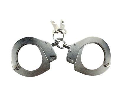 Pouta svěrací RALK se dvěma klíčky