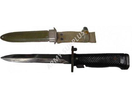 Bodák (bajonet) US M5 originál