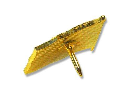 Odznak (pins)  20mm praporek Anglie