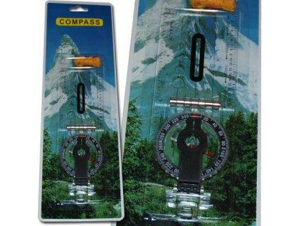 Kompas (buzola) mapovka skládací Fosco