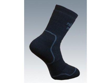 Ponožky Thermo (termo) black Batac - Městská policie TH-01MP