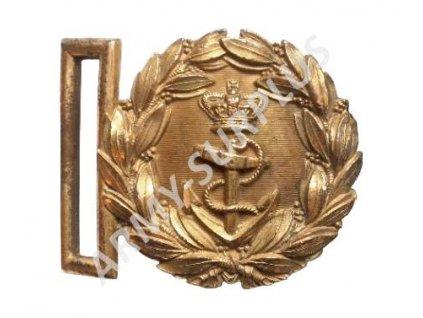 Přezka na opasek British Royal Navy