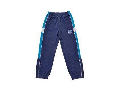 Kalhoty teplákové 2006 modré sportovní AČR originál