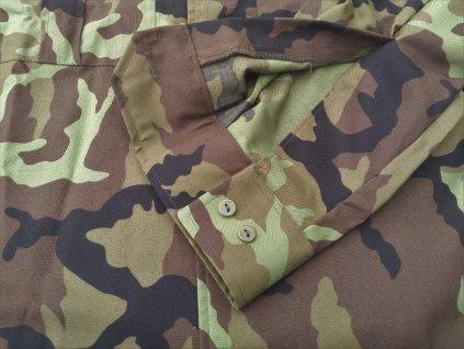 Košile 2000 se zeleným potiskem vz.95 AČR originál nová