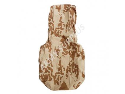 Potah (povlak,obal,převlek) na batoh (tlumok) střední vz.95 s béžovým potiskem pouštní AČR ripstop
