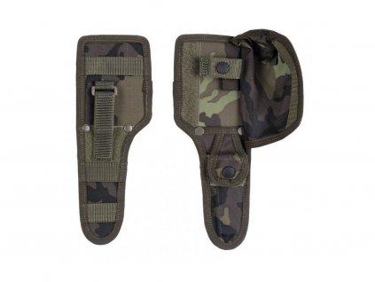 Pouzdro na nůž UTON s krytím na opasek k MNS 2000 SPM vz.95 AČR SPM
