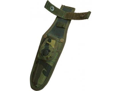 Pouzdro na nůž bez krytí na opasek k MNS 2000 SPM vz.95 AČR