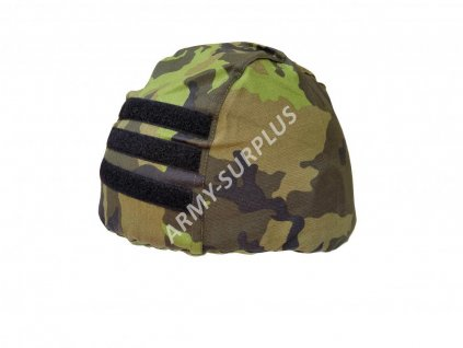 Povlak (potah) vz.95 na přilbu (helmu) pro VP s BP