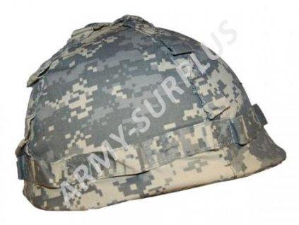 Potah (povlak,obal,převlek) na helmu AT digital - MFH