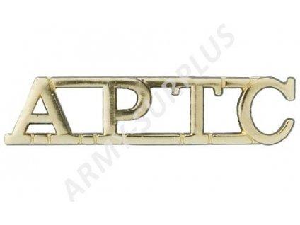 Odznak britský Velká Británie Royal Army Physical Training Corps (APTC)