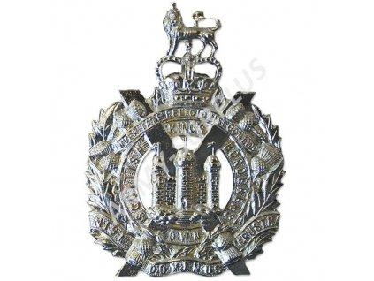 Odznak britský Velká Británie King`s Own Scottish Borderers