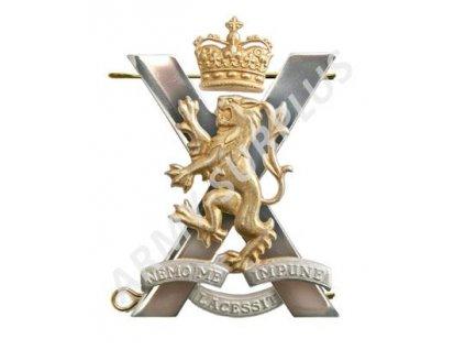 Odznak britský Velká Británie The Royal Regiment of Scotland