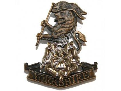 Odznak britský Velká Británie Yorkshire Regiment
