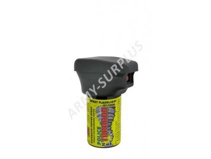 Náhradní sprej pro sprejovou svítilnu ESP TORNADO 40 ml