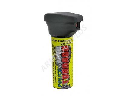 Náhradní sprej pro sprejovou svítilnu ESP TORNADO 63 ml