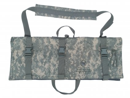 Pouzdro na hlaveň (střelecká podložka) M249 US ACU UCP AT-Digital originál
