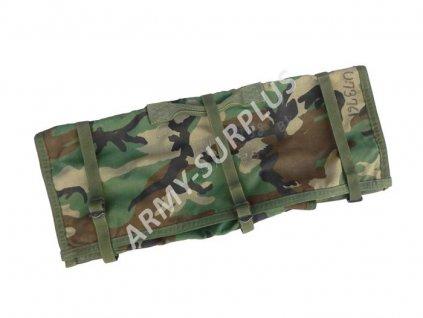 Pouzdro na hlaveň M249 US woodland originál