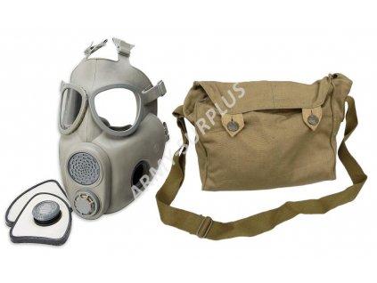 Plynová maska M10 ČSLA