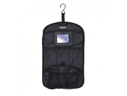 Hygienická taška (na osobní hygienu) Fosco černá