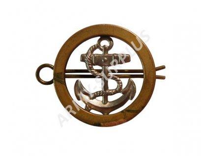 Odznak Velká Británie Royal Navy