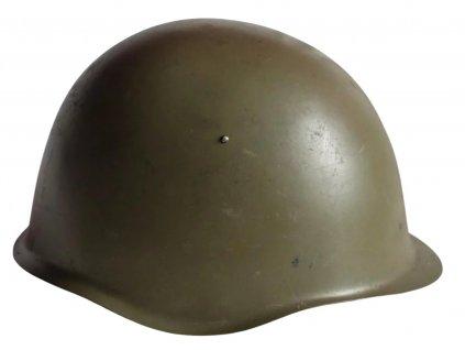 Helma (přilba) AČR ocelová CZ ČSLA vz.53