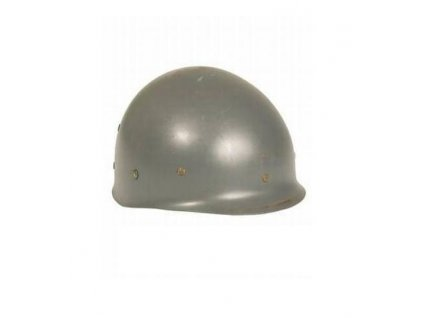 Helma (přilba) plastová Holandsko šedá použitá