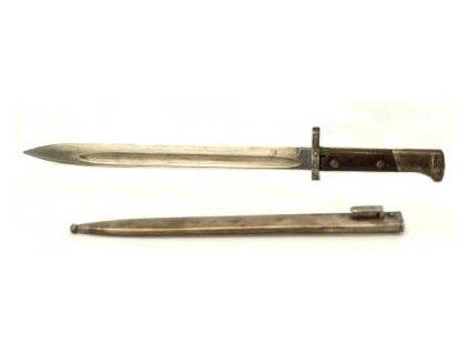 Bodák (bajonet) CZ vz.24 použitý