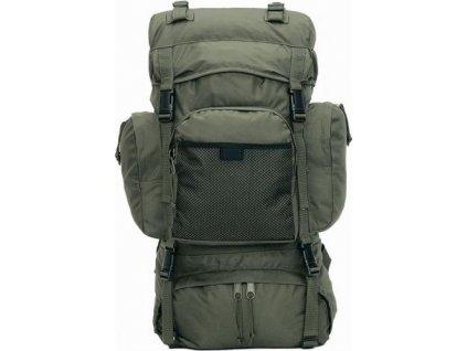 Batoh tactical Commando 55L oliv