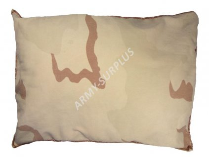 Polštář US ARMY desert 3 color originál