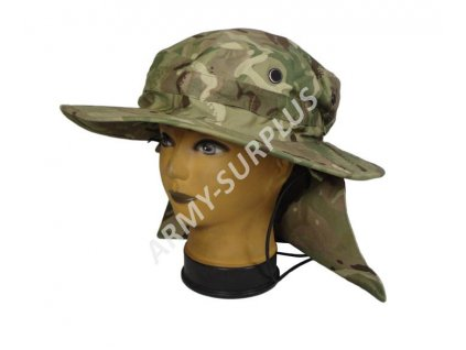 Klobouk jungle s clonou Helikon MTP MP Camo KA-PCS-PT-33