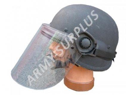 Helma (přilba) US MICH SWAT 2000 kevlar černá