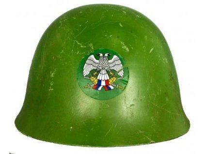 Helma (přilba) srbské armády M-85 použitá