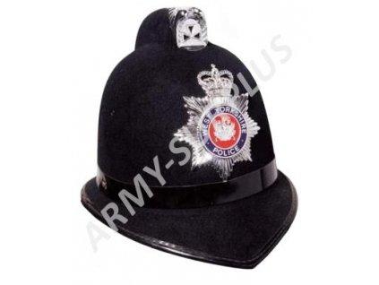 Helma (přilba) britská Velká Británie Bobby originál Police