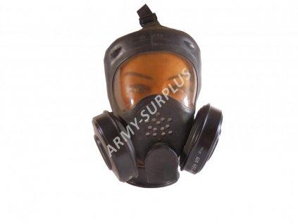 Plynová maska US NAVY  Diaphragm (ND) Mark V