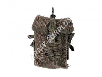 Sumka  bavlna M16  US Vietnam M1956 originál na zásobníky