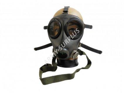 Plynová maska Draeger GTG Německo