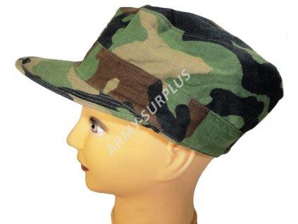 Čepice Patrol maskovací Slovenská armáda vz.97 ripstop