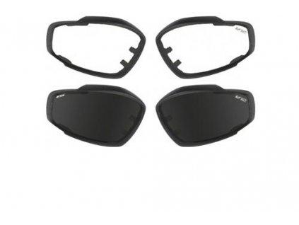 Náhradní skla pro Brýle ESS V12 Advancer britské Velká Británie originál