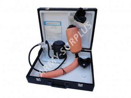 Resuscitační kufřík Polsko Resuscitator Farum
