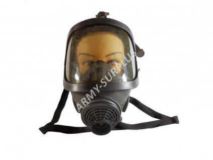 Plynová maska celoobličejová Climax s.a 730 Španělsko
