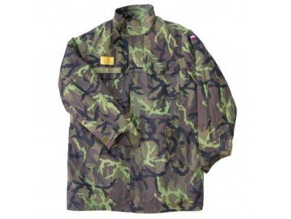 Kabát (kongo) vz.95 AČR použité