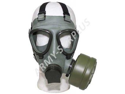 Plynová maska M-2 Srbsko Jugoslávie