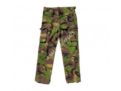 Kalhoty Combat Lightweight Holandsko woodland ripstop originál