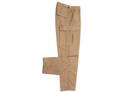 Kalhoty BDU pískové