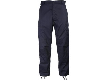 Kalhoty BDU Cargo tmavě modré