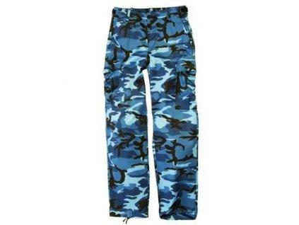 Kalhoty BDU sky blue Tru-Spec (skyblue)