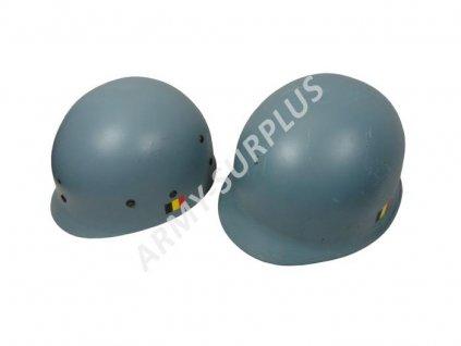 Helma (přilba) M1 Belgie NATO modrá