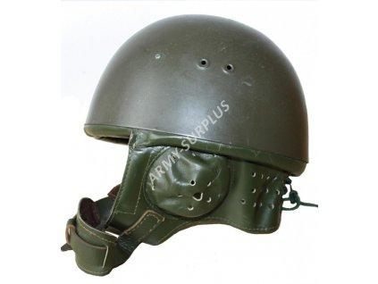 Helma (přilba) seskoková  Para NVA (DDR) originál